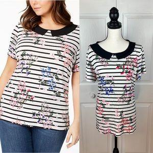 aaa3715ce77 Women s Plus Size Peter Pan Collar Shirt on Poshmark